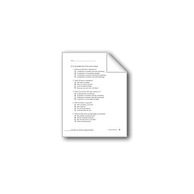 Evan-Moor Educational Publishers Sentence Review, Grade 2 Workbook [eBook]