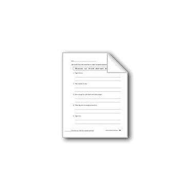Evan-Moor Educational Publishers Editing: Sentence Editing Workbook, Grade 2 [eBook]