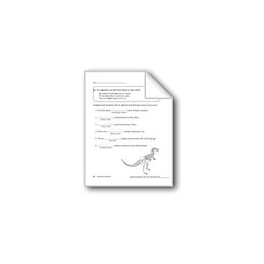 Evan-Moor Educational Publishers Quantitative & Descriptive Adjectives Workbook, Grade 3 [eBook]