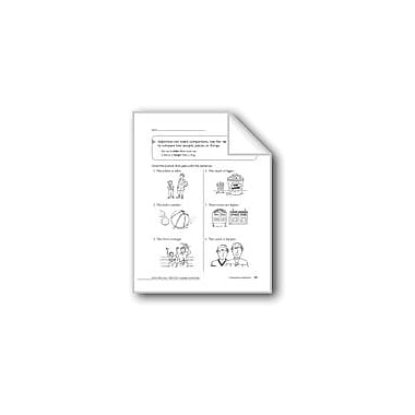 Evan-Moor Educational Publishers Comparative & Superlative Adjectives Workbook, Grade 3 [eBook]