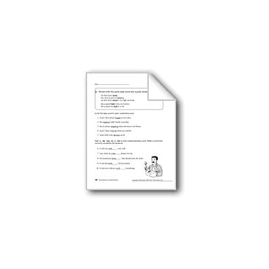 Evan-Moor Educational Publishers Word Meaning And Base Words Workbook, Grade 3 [eBook]