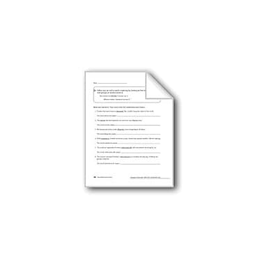 Evan-Moor Educational Publishers Word Meaning (Context) Workbook, Grade 5 [eBook]