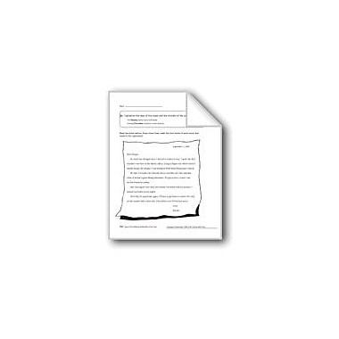 Evan-Moor Educational Publishers Capitalization (Days/Months/Holidays) Workbook, Grade 6 - Grade 8 [eBook]