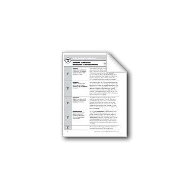 Evan-Moor Educational Publishers Academic Vocabulary, Grade 2: Amount, Measure, Measures, Measurement Workbook, Grade 2 [eBook]