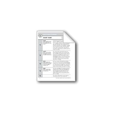 Evan-Moor Educational Publishers Academic Vocabulary, Grade 2: Record, Result Workbook, Grade 2 [eBook]
