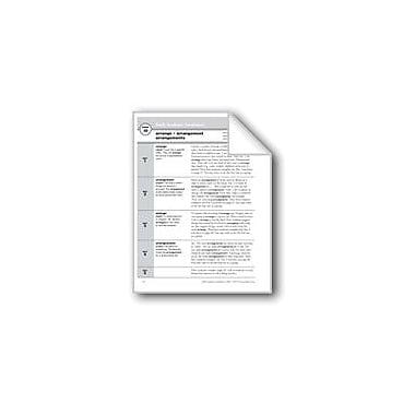 Evan-Moor Educational Publishers Academic Vocabulary, Grade 3: Arrange, Arrangement, Arrangements Workbook, Grade 3 [eBook]