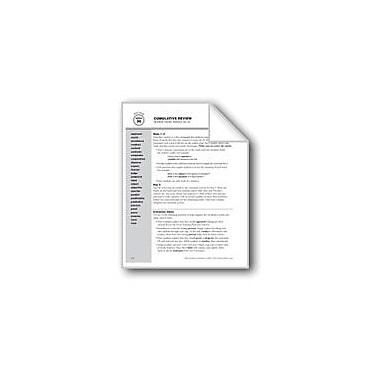 Evan-Moor Educational Publishers Academic Vocabulary, Grade 3: Review Of Weeks 28-35 Workbook, Grade 3 [eBook]