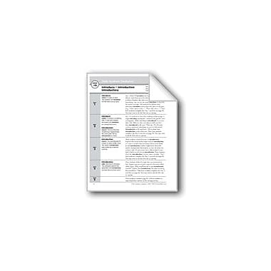 Evan-Moor Educational Publishers Academic Vocabulary, Grade 4: Introduce, Introduction, Introductory Workbook, Grade 4 [eBook]
