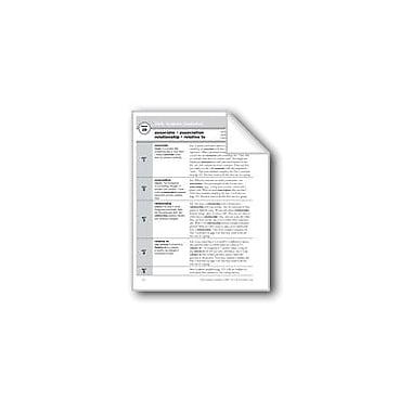 Evan-Moor Educational Publishers Academic Vocabulary, Grade 5: Associate, Association, Relationship, Relative To [eBook]