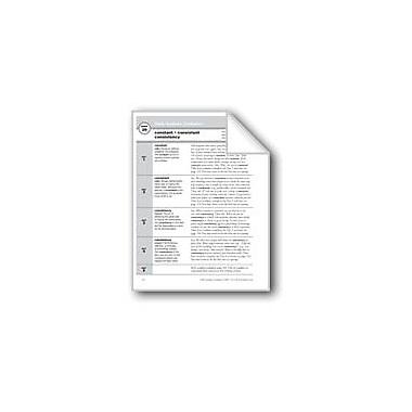 Evan-Moor Educational Publishers Academic Vocabulary, Grade 5: Constant, Consistent, Consistency Workbook, Grade 5 [eBook]