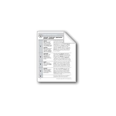 Evan-Moor Educational Publishers Academic Vocabulary, Grade 6+: Relevant, Irrelevant, Appropriate, Pertain, Pertinent [eBook]