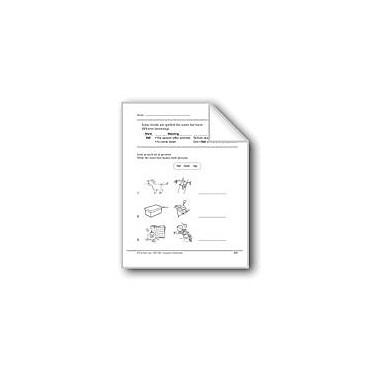 Evan-Moor Educational Publishers Homographs: Fall Workbook, Grade 1 [eBook]