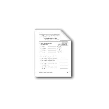 Evan-Moor Educational Publishers Prefixes: Re- Workbook, Grade 1 [eBook]