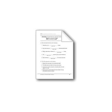 Evan-Moor Educational Publishers Antonyms: Spend/Save & Odd/Even Workbook, Grade 2 [eBook]