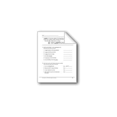 Evan-Moor Educational Publishers Prefixes: Mis- Workbook, Grade 2 [eBook]