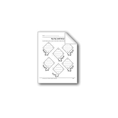 Evan-Moor Educational Publishers Word Play: Up, Up, And Away! Workbook, Grade 3 [eBook]
