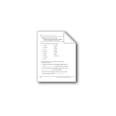 Evan-Moor Educational Publishers Antonyms: Panic/Calm Workbook, Grade 5 [eBook]