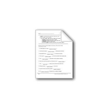 Evan-Moor Educational Publishers Suffixes: -Arian, -Ician, -Eer, -Ent Workbook, Grade 5 [eBook]
