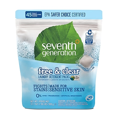 Seventh Generation Laundry Pods