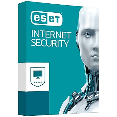 ESET Internet Security 2017, 3 User [Download]