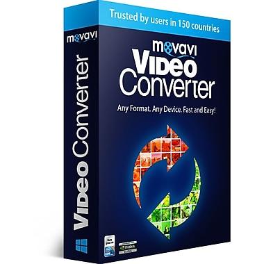 Movavi – Logiciel Video Converter 17 Business Edition (téléchargement)