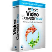 Movavi – Logiciel Video Converter 7 pour Mac, Personal Edition (téléchargement)