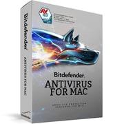 BitDefender – Logiciel Antivirus pour Mac 2017, 1 utilisateur, 2 ans [Téléchargement]