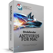 Bitdefender Antivirus for Mac 2017, 1 User, 2 Years [Download]