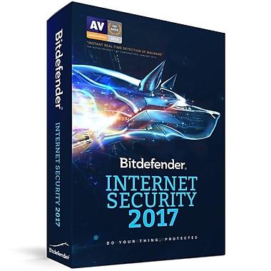 BitDefender – Suite logicielle Internet Security 2017, 5 utilisateurs, 2 ans [Téléchargement]