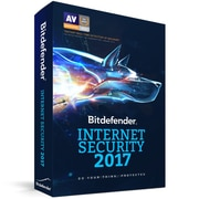 Bitdefender Internet Security 2017, 10 Users, 1 Year [Download]