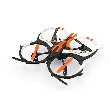 ACME Zoopa Q165 Riot Quadcopter Drone, Black