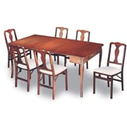 Alcott Hill Divernon Traditional Expanding Dining Table