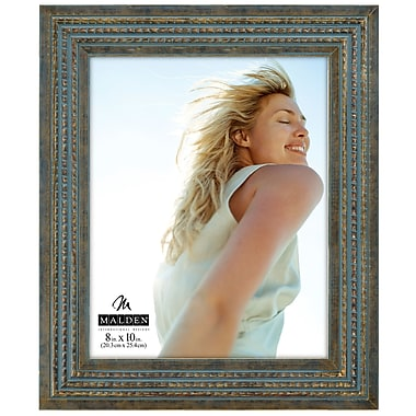 Malden Raised Bead Picture Frame; 8'' x 10''