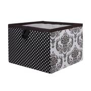 Bacati Classic Damask Storage Box; Large