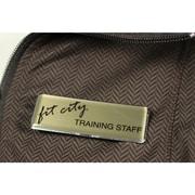 The Mighty Badge – Trousse de porte-noms pour imprimantes au laser, 1 po x 3 po, moyen, paq./10