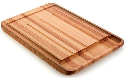 Origin Lyptus Solidwood Carving Board; 1.35'' H x 23.65'' W x 15.75'' D