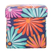 Crayola Dreaming of Daisies Storage Ottoman