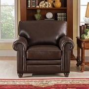 Westland and Birch Coventry Top Grain Leather Armchair