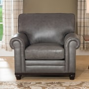 Westland and Birch Stafford Leather Armchair