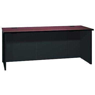 Ironwood Modular Desk Shell; Maple / Black