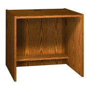 Ironwood Glacier Desk Shell; Oiled Cherry