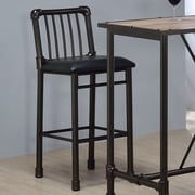 ACME Furniture Caitlin Bar Stool (Set of 2)