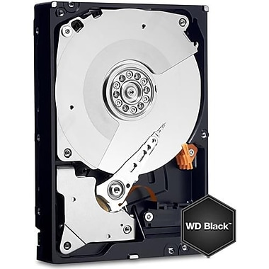 WD Black 500 GB Performance Desktop Internal Hard Drive, SATA, 6 GB/s, 3.5