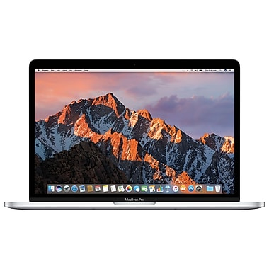 Apple – Portatif MacBook Pro MNQG2C/A de 13 po, Touch Bar & Touch ID, Intel i5 2,9 GHz, SSD 512 Go, RAM 8 Go, français, argent