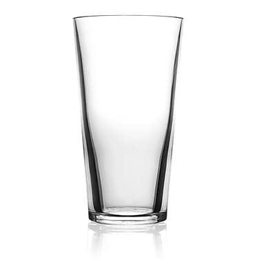 symGLASS 16 Oz. Pint Glass (Set of 4)