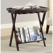 ACME Furniture Westry Folding Tray Table