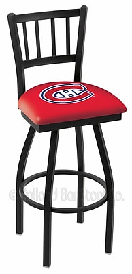 Holland Bar Stool NHL 36'' Swivel Bar Stool; Montreal Canadians