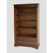 Wayborn 82'' Bookcase