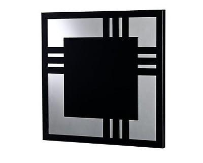 Mariano Metal Decor Triple Bar Wall Mirror