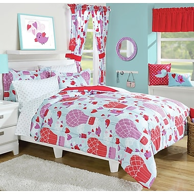 Beco Home Up and Up Duvet Cover Set; Twin